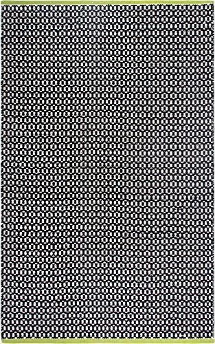 Fab Hab - Vernon - Black (120 cm x 180 cm) - PET
