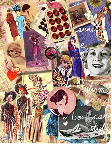 Mon carnet de stylisme par Claire Le gal