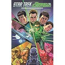 Star Trek/Green Lantern: The Spectrum War by Mike Johnson (2016-04-12)