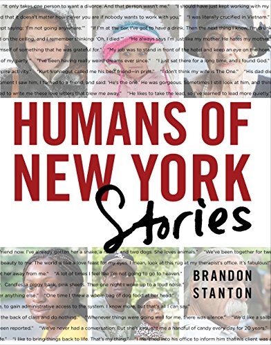 Humans of New York: Stories (English Edition) por Brandon Stanton