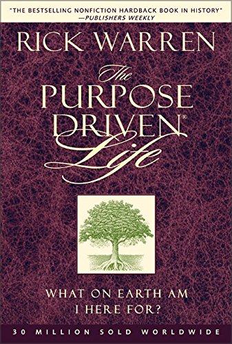 The purpose driven life by rick warren audiobook download.
