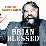 Front cover for the book Absolute Pandemonium: The Autobiography by Brian Blessed