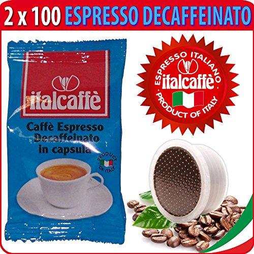 2x100-italcaffe-espresso-decaffeinated-coffee-pods-capsules-lavazza-espresso-point-compatible
