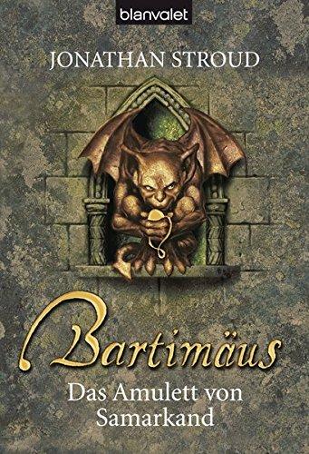 Buchcover Bartimäus: Das Amulett von Samarkand