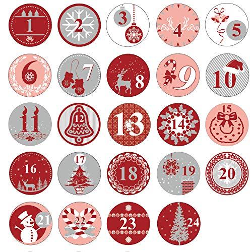 Oblique Unique® 24 Adventskalender