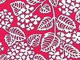 Fleur De Soleil–Tischdecke, beschichtet, Zirkus rosa