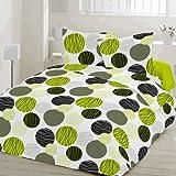 Fresh - SoulBedroom 100% Coton Parure de lit (Housse de couette & Taies d'oreiller 50x75 cm)