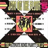 Jam On The Floor [Vinyl LP]