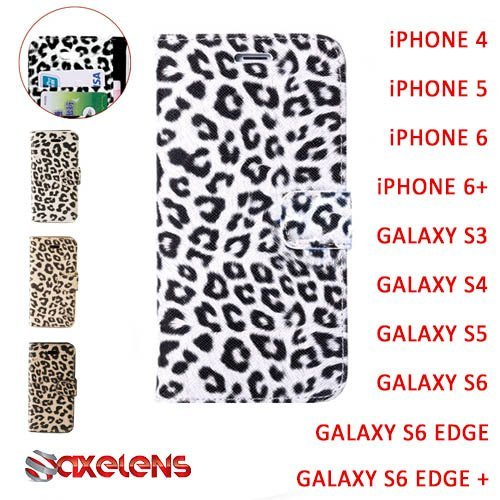 leopard-wallet-cover-case-for-iphone-6-and-6s-smart-flip-magnetic-closure-white