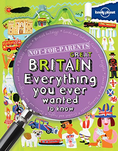 Not For Parents Great Britain - 1ed - An...