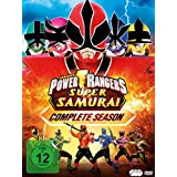 Power Rangers Super Samurai - Complete Season