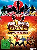 Power Rangers Super Samurai - Complete Season [3 DVDs]