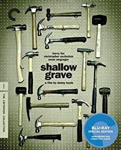 Criterion Collection: Shallow Grave [Blu-ray] [1994] [US Import]