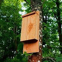Nichoir à chauve souris - Nichoir pour pipistrelle - Fabrication artisanale en bois