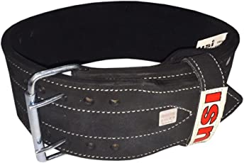 USI Leather Weight Lifting Belt