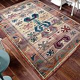 Gabbeh 50C Multi-Coloured Rug By Oriental Weavers 200X285 Cm