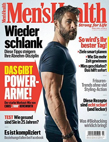 Men's Health (Männer Fitness Magazin)