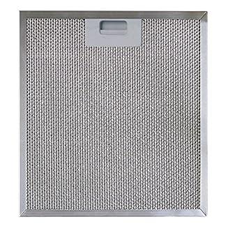 CATA 02833162 Filtro accesorio para campana de estufa – Accesorio para chimenea (Filtro, Metálico, Metal, CATA, F 60, 1 pieza(s))