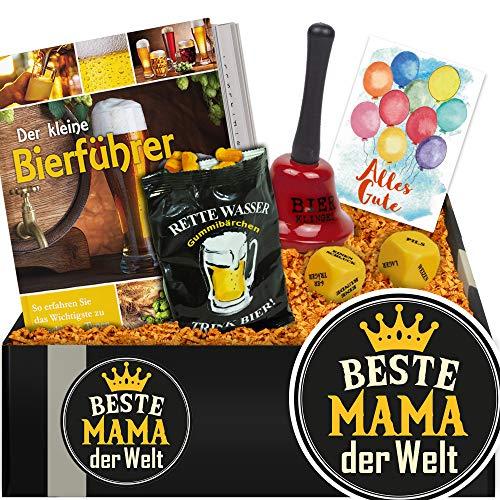 Beste Mama der Welt | Geschenk Bierparty | Geschenk für Mama 60. Geburtstag