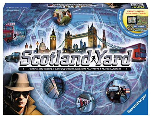 Ravensburger - 26680 - Scotland Yard - Jeu