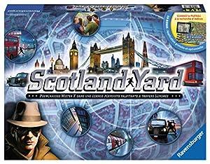 Ravensburger Scotland Yard Niños y Adultos Deducción - Juego de Tablero (Deducción, Niños y Adultos, 45 min, Niño/niña, 8 año(s), 99 año(s))