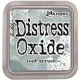 Ranger Iced Épicéa Détresse Oxyde d'encre Pad, Gris