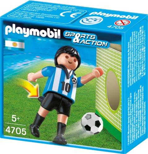 Playmobil 4705 - Fußballspieler - Argentinien