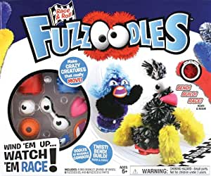 Ideal Fuzzoodles Wind-Up Race and Roll Kit