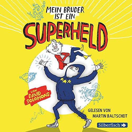 Preisvergleich Produktbild Mein Bruder ist ein Superheld: 3 CDs