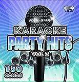 Karaoke Party Hits Vol 2 CDG CD+G Disc Set - 150 Songs on 8 Discs (Adele, Edd Sheeran, Coldplay, Abba, Beatles, Sinatra,One Direction ect)