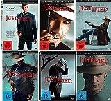 Justified Season 1-6 (18 DVDs)