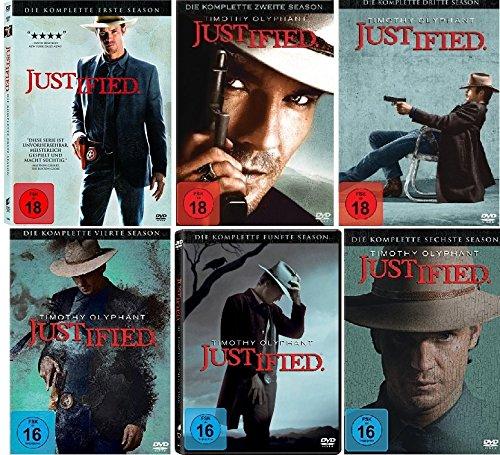 Season 1-6 (18 DVDs)