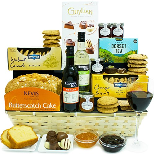 BRIDPORT HAMPER - Traditional Gourmet & Luxury Hampers by Eden4hampers