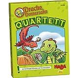 Haba 303298 Drache Donnerzahn - Quartett