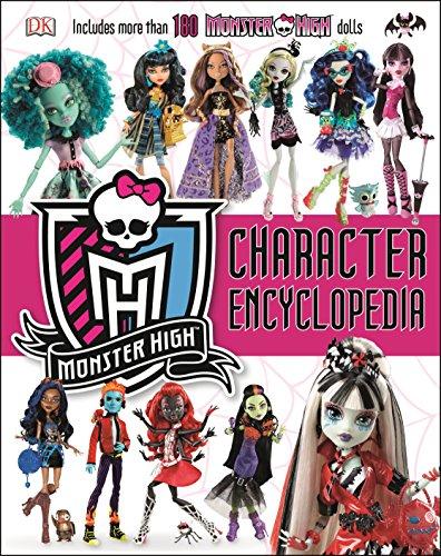 Monster High Character Encyclopedia por Eric Hardie