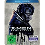 X-Men Apocalypse (Steelbook) [Blu-ray]
