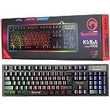 Marvo K616 Gaming Keyboard  Black