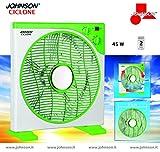 JOHNSON 800852300709 Ventilatore CICLONE, Plastica