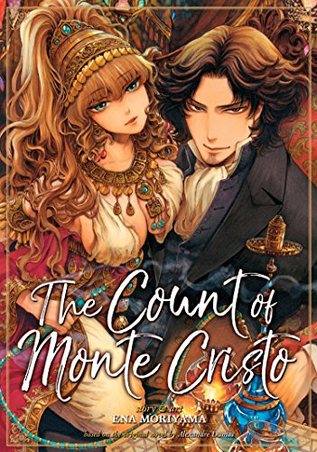 Count of Monte Cristo, The (Manga Edition)