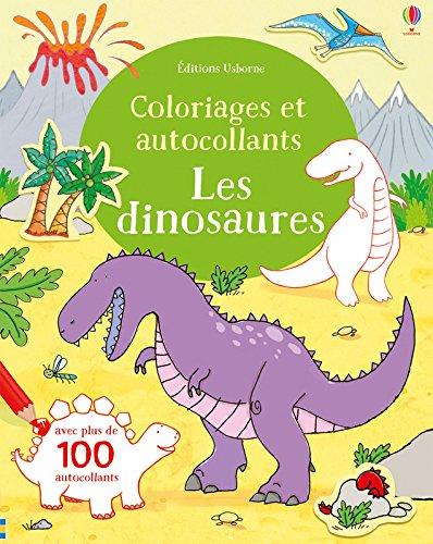 les-dinosaures-coloriages-et-autocollants