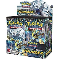 Pokemon Card Game Sun and Moon Lost Thunder Booster Box - 36 Booster Packs 324 Cards