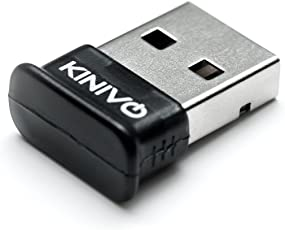 Kinivo BTD400 Bluetooth USB Adapter for Windows XP,  Windows 7/Vista, Windows 8/8.1