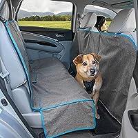 Kurgo Hamac de voiture de banquette arrière complète pour chien, Housse de protection pour animaux de compagnie…
