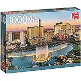 Jumbo - 618360 - Puzzle - Las Vegas Usa - 1000 Pièces