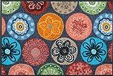 Wash&Dry Fußmatte Coralis 50x75 cm