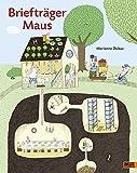 Brieftr?ger Maus: Vierfarbiges Bilderbuch