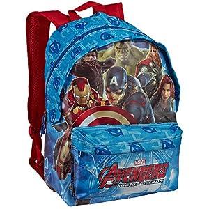 61tq25kG26L. SS300  - KARACTERMANIA Mochila Freetime de Avengers Ultron