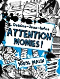 Coloriages docu t.2 - Attention Momies !