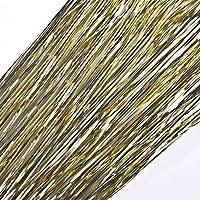Premier Christmas Decoration 500 Strands Lametta - Gold