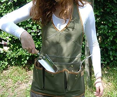 Esschert Design Damenschürze 68 x 1 x 64 cm, GT49 von Esschert auf Du und dein Garten